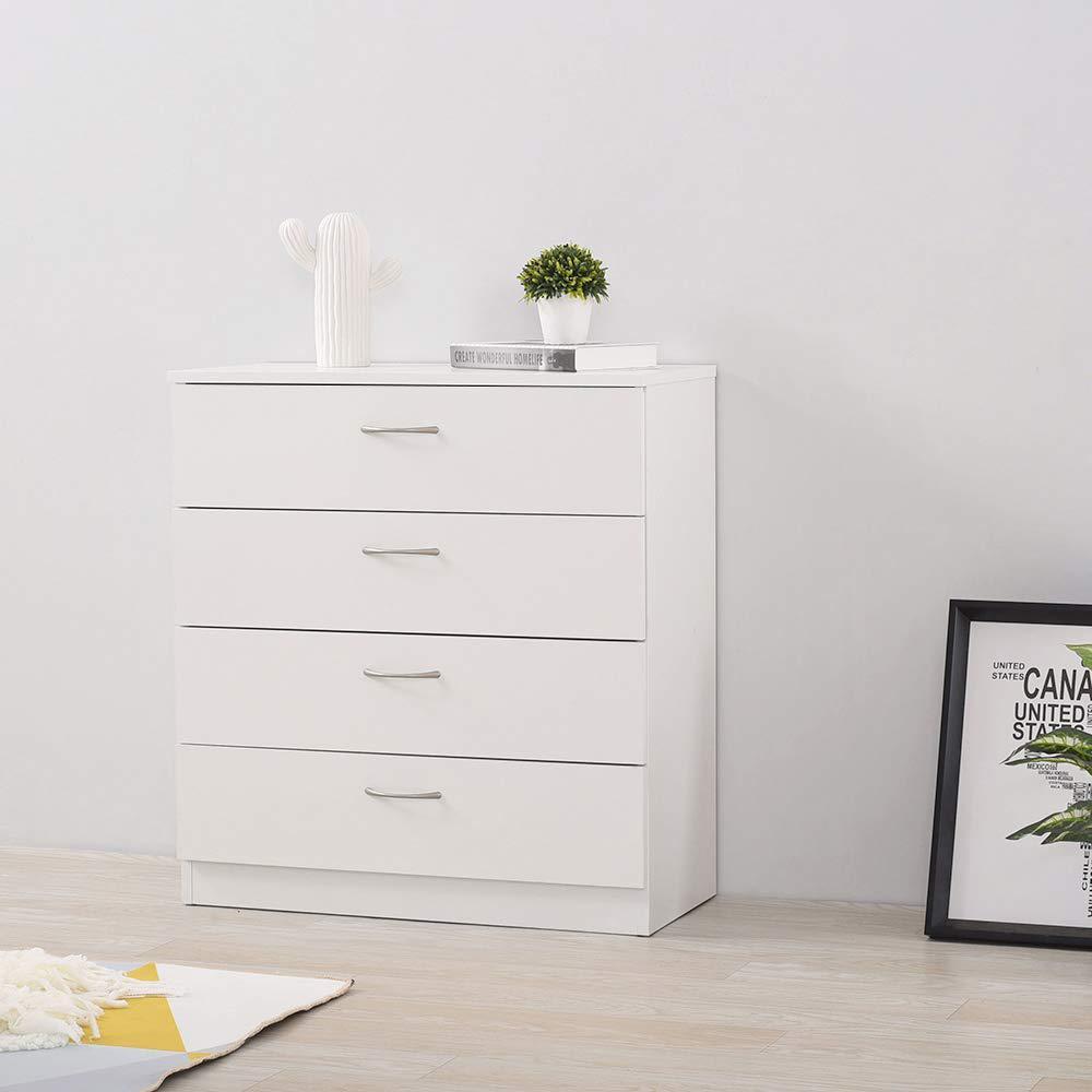 Biała komoda z szufladami Zdjęcie 1