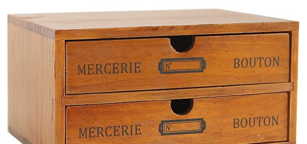 Komoda drewniana z szufladami – 9 super opcji