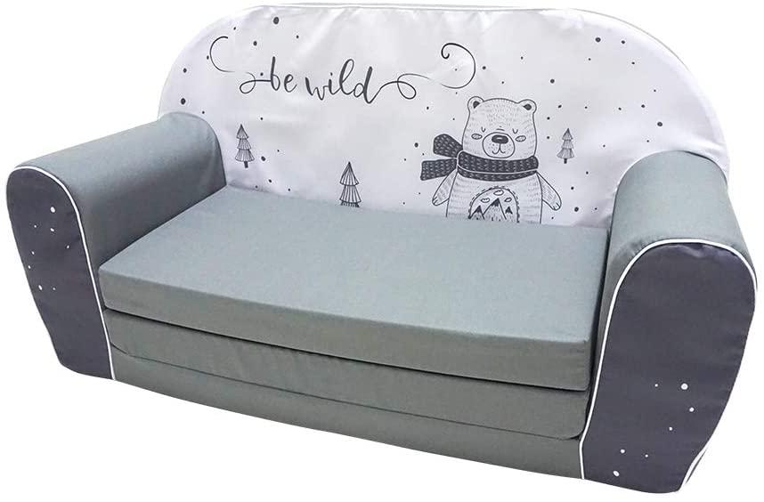 łóżko dla dziecka rozkładane - Zdjęcie 1