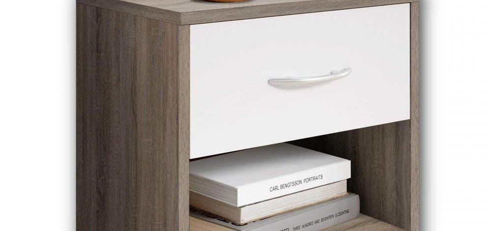 Komoda biała z drewnem – 8 sposobów na przytulniejsze wnętrze