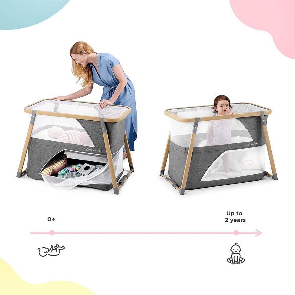 łóżko dla małego dziecka - Zdjęcie 1