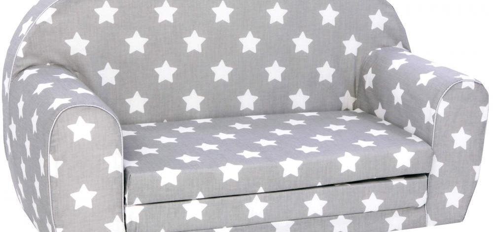 Sofa rozkładana dla dzieci – 7 kolorowych sof dla urozmaicenia dziecięcej sypialni