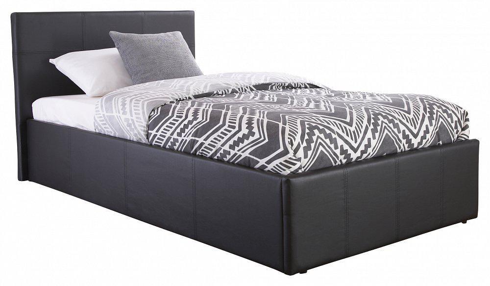 łóżko podwójne z pojemnikiem - Zdjęcie 1