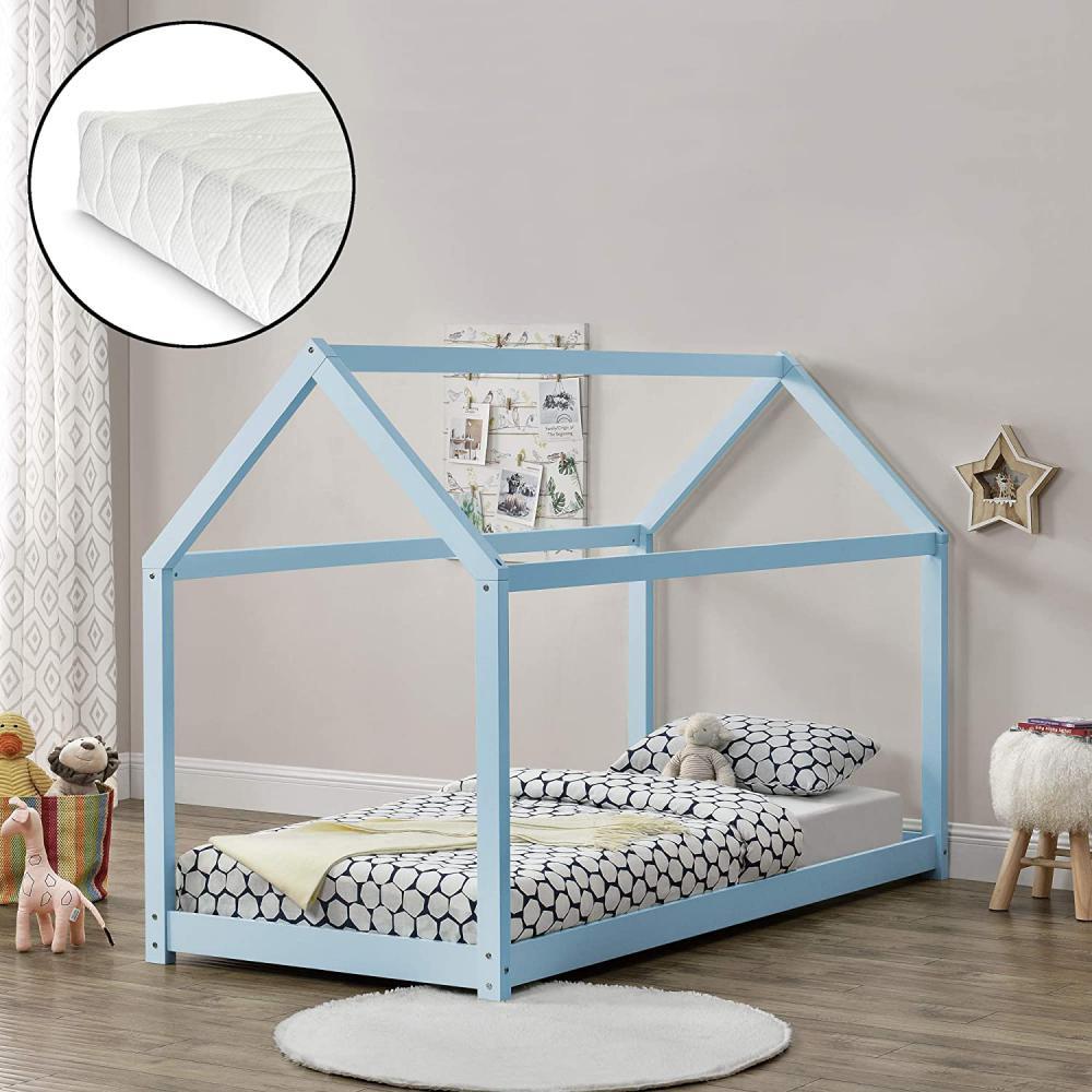 łóżko dla dzieci domek - Zdjęcie 1