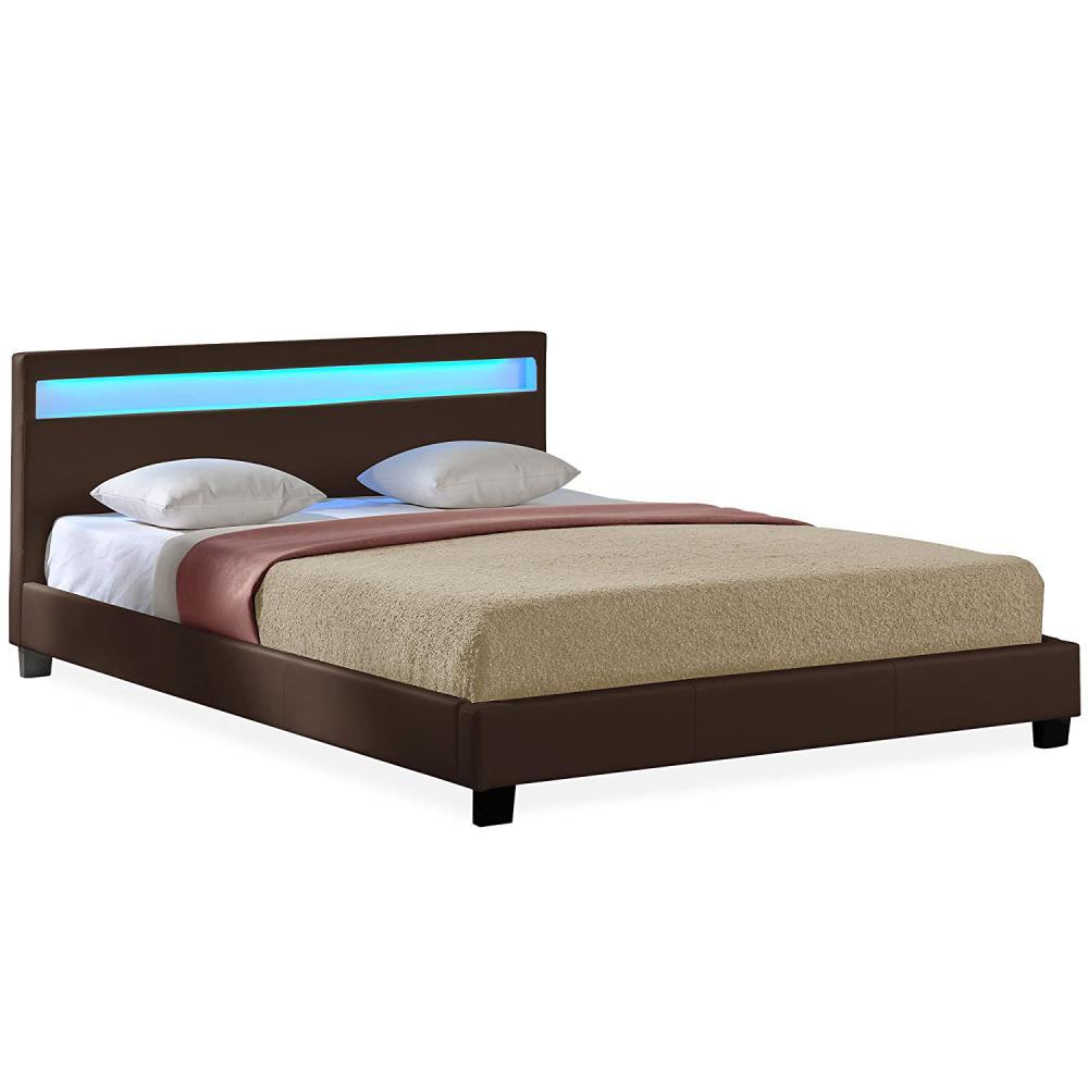 łóżko do sypialni tapicerowane - Zdjęcie 1