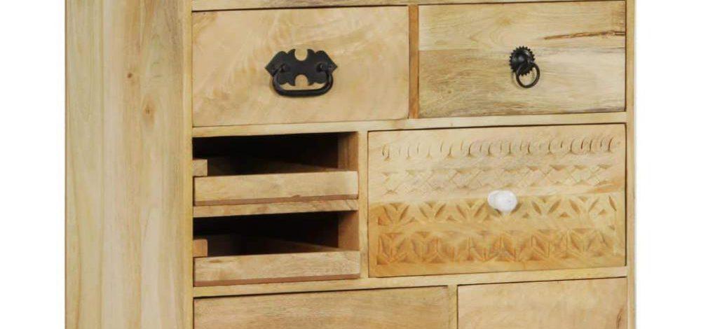 Komoda z litego drewna – 9 najciekawszych propozycji