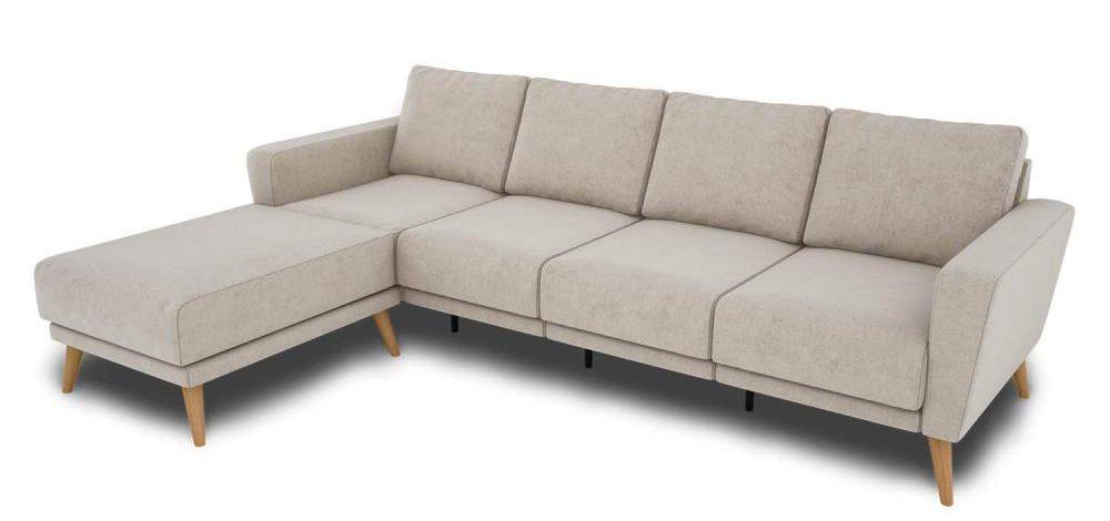 Sofa rozkładana na nóżkach – 9 najlepszych ofert