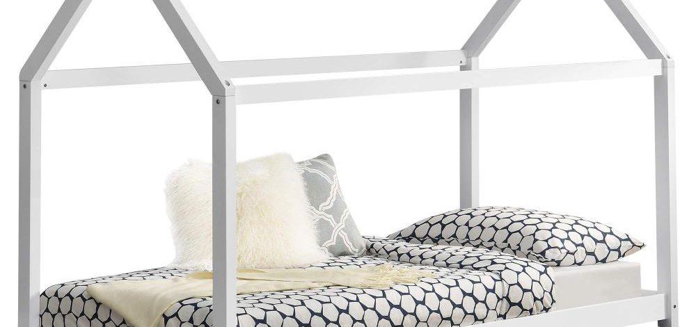 Łóżka dla dzieci domek – nasze TOP 10
