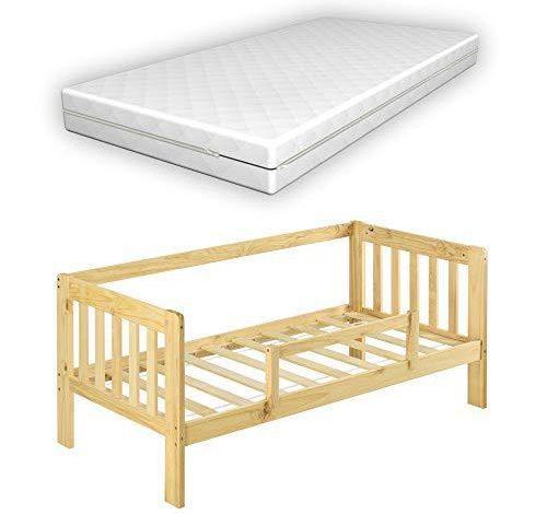 Łóżko dziecięce z materacem – TOP 10 inspiracji