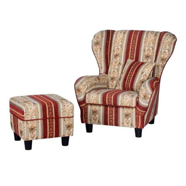Fotel tapicerowany cena