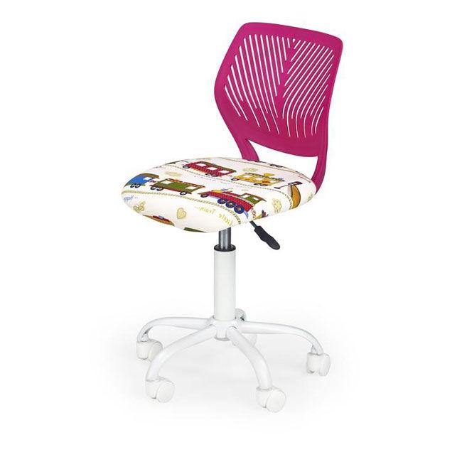 Fotel biurowy dla dziewczynki