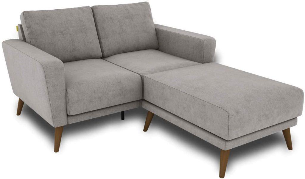 KAUTSCH Lotta dwuosobowa sofa do salonu rozkładana